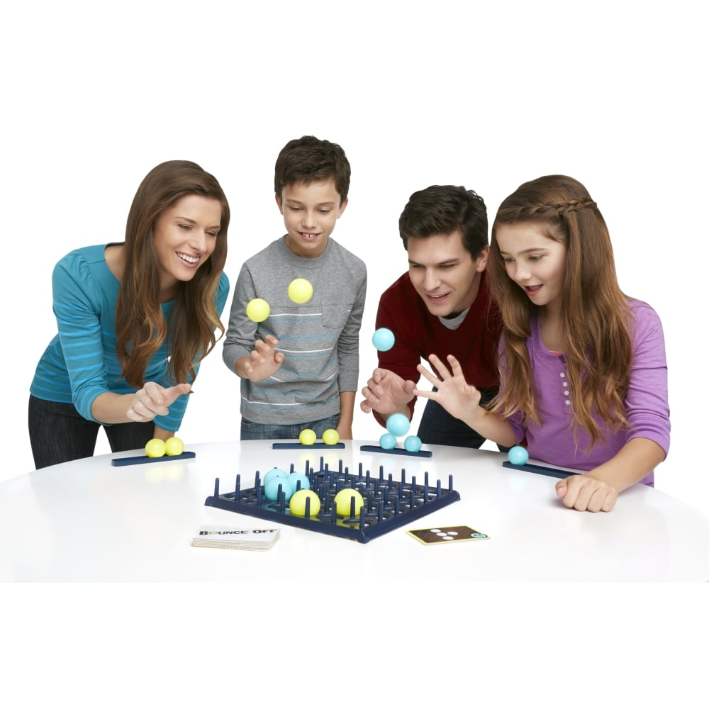 For 7-Year-Olds: Bounce-Off Game