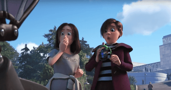 Finding Dory Might Be the First Pixar Movie to Feature a Lesbian Couple