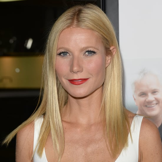 Gwyneth Paltrow Red Lipstick | Thanks For Sharing Premiere