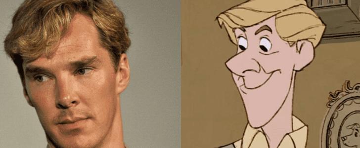 Sexy British Disney Doppelgängers