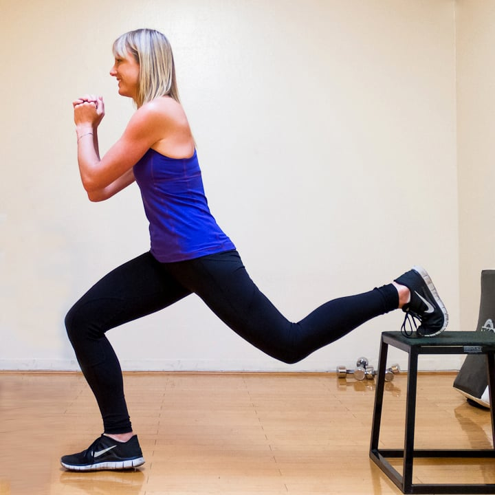 Elevated Lunge