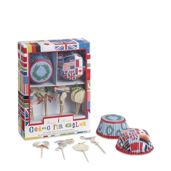 Olympic-Themed Bakeware