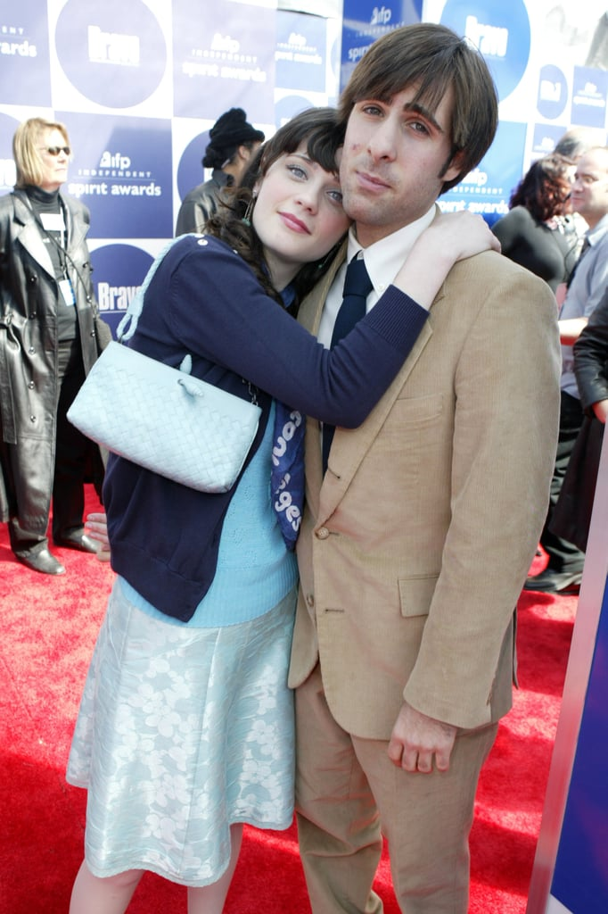 Jason Schwartzman and Zooey Deschanel