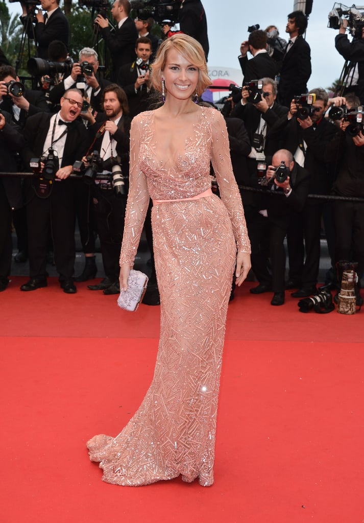 Petra Nemcova at the Cannes premiere of All Is Lost.