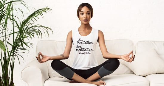 Jourdan Dunn Wants to 'Inject Some Positivity in Your Life' With Her Message Tanks