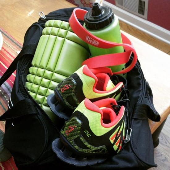 Winter Gym Bag Essentials