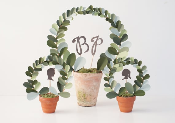 Simple Wreaths