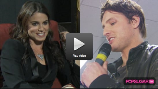 Peter Facinelli and Nikki Reed Celebrate New Moon DVD Release With Fans!