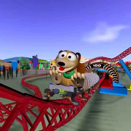 Disney World's Toy Story Land Rides