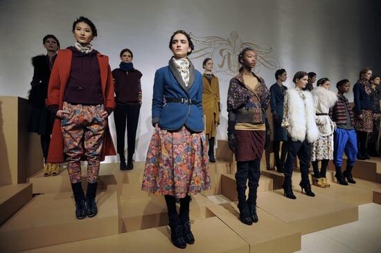 Fall 2011 New York Fashion Week: Rachel Roy