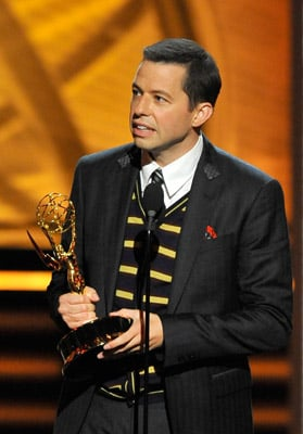 Jon Cryer Wins Emmy For Outstanding Supporting Actor in a Comedy Series