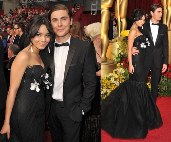 Z and V Hit the Red Carpet