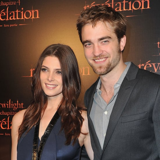 Robert Pattinson at Breaking Dawn Premiere in Paris Pictures