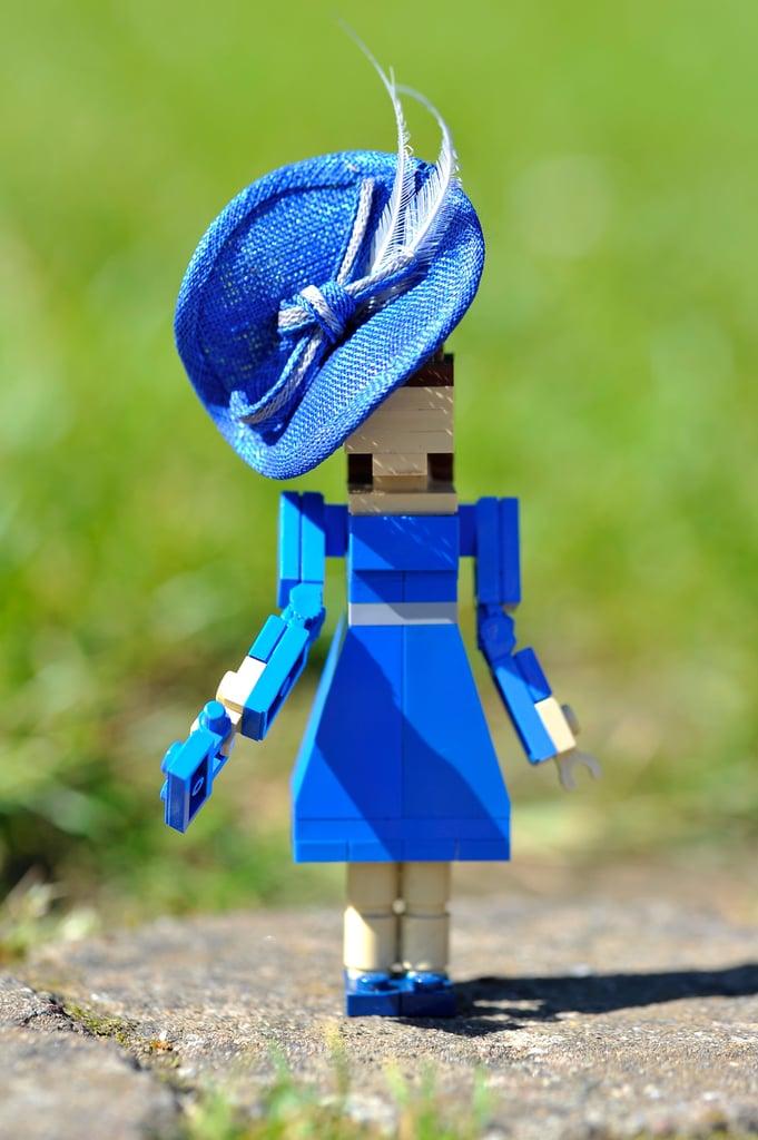 Lego Kate Middleton