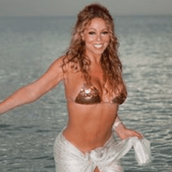 Mariah Carey Bikini Photo January 2016