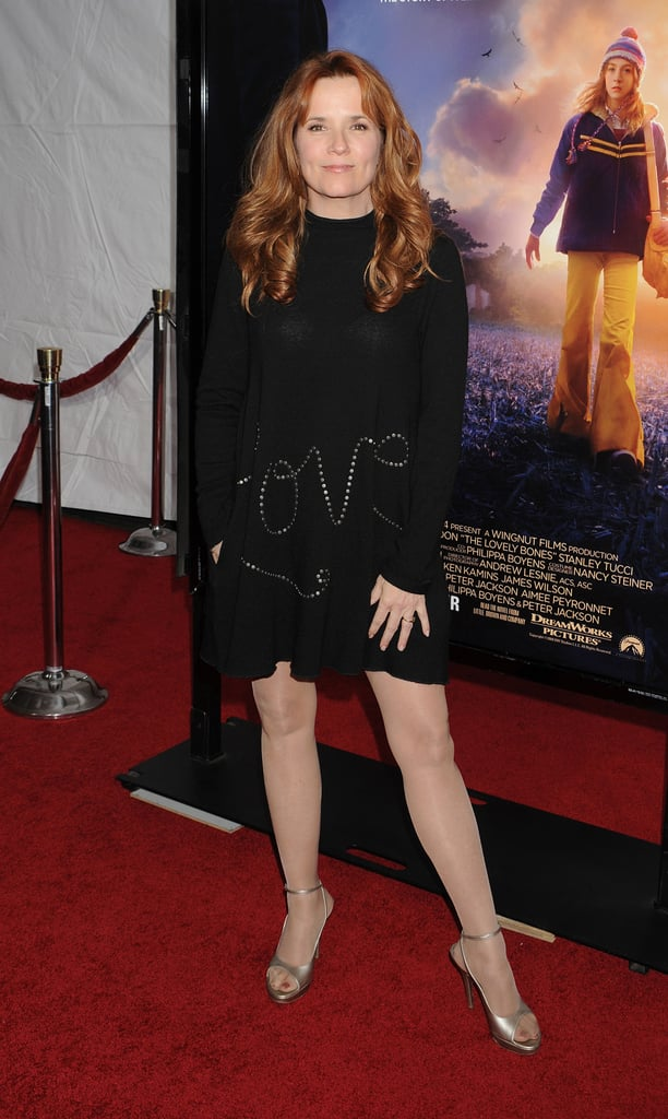 Photos of The Lovely Bones Premiere