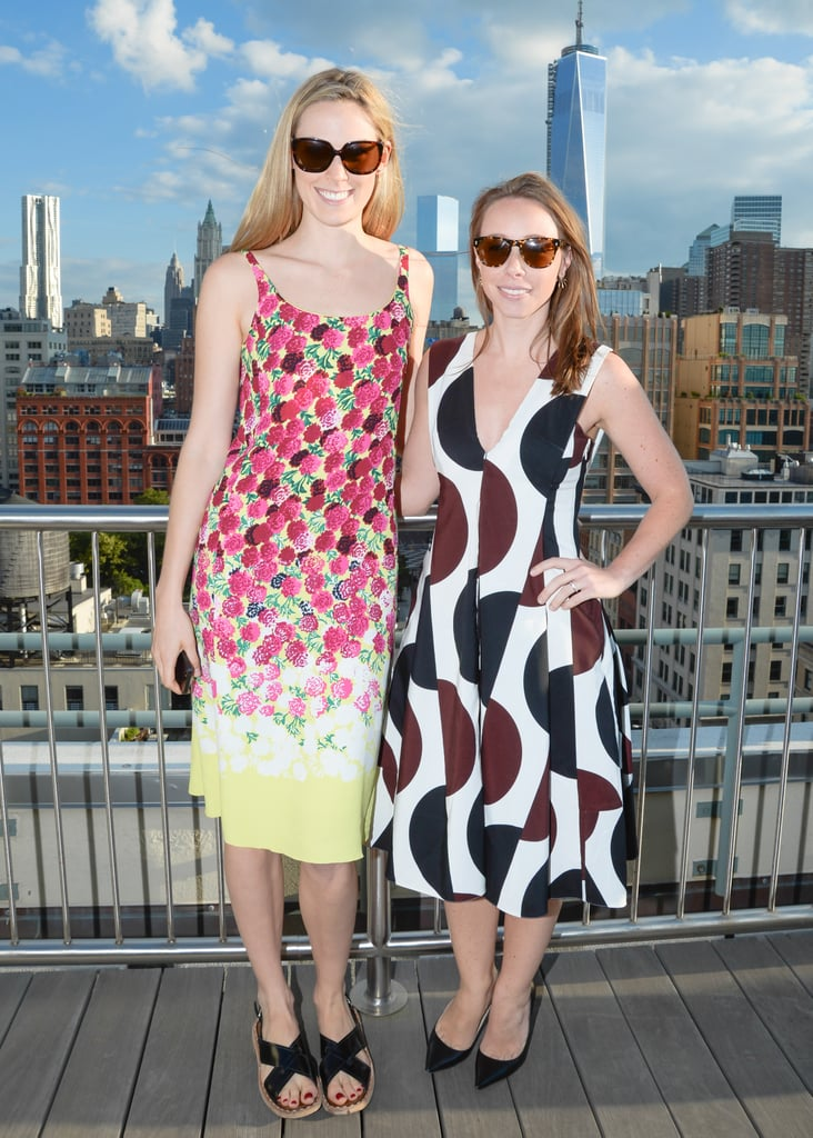 Selby Drummond and Rickie De Sole feted the latest David Yurman designs at the label's annual rooftop soiree.