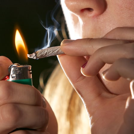 Marijuana Doesn't Harm Lung Function, Study Says