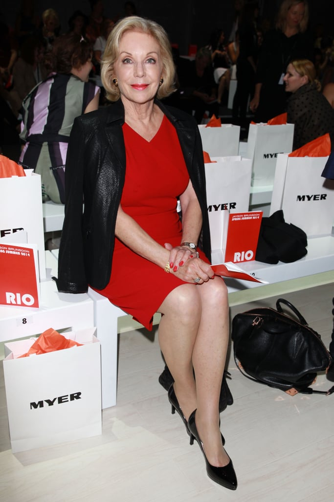 Ita Buttrose at MBFWA Day Four
