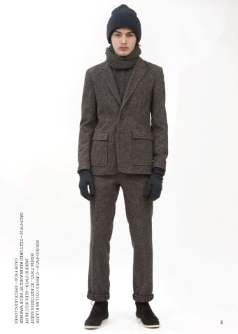 Opening Ceremony Looks To French Naval Officers for Men's Fall 2010 Collection