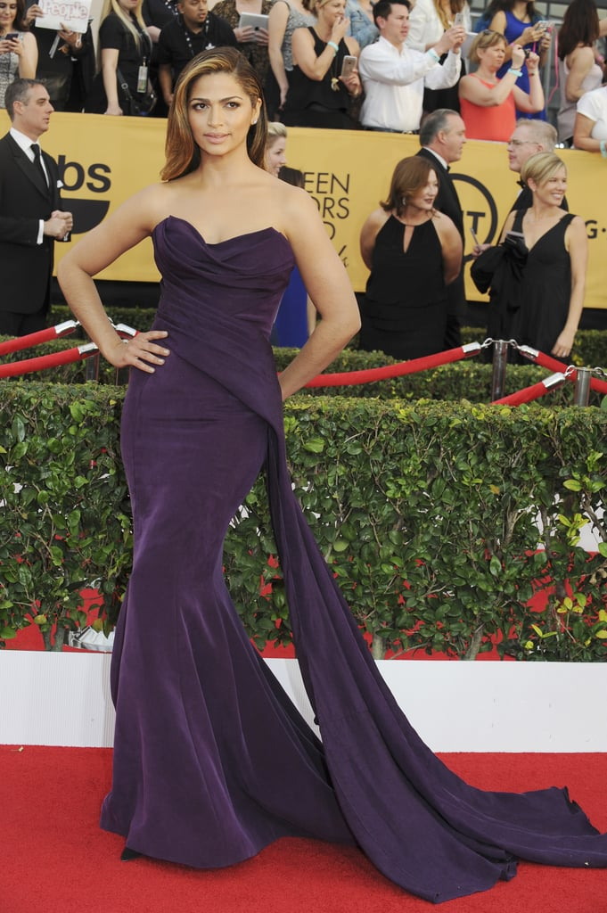 In July 2015 at the Screen Actors Guild Awards in Los Angeles