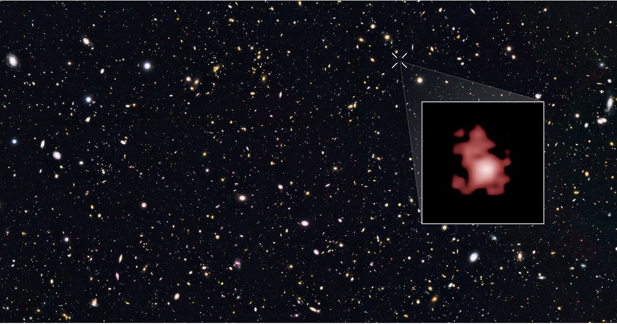 The Hubble Space Telescope Located the Farthest Galaxy ...