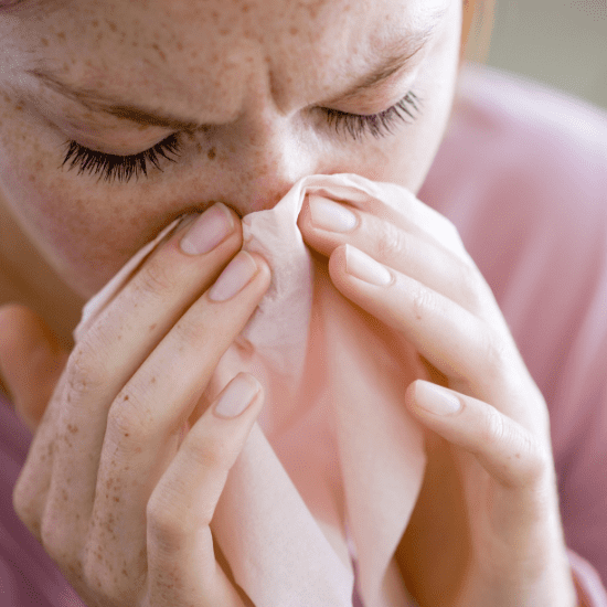Natural Ways to Relieve Sinus Infections