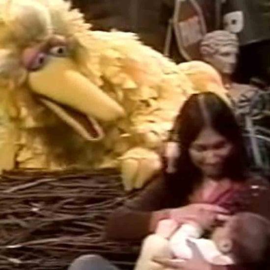 Sesame Street Breastfeeding Clip