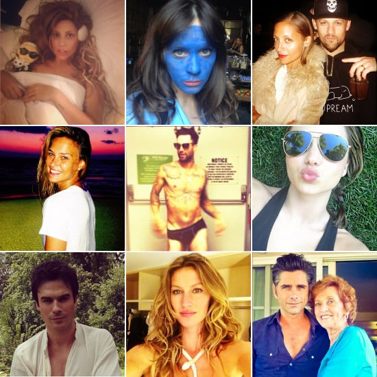 Sunsets, Selfies, and More of the Week's Cute Celebrity Candids