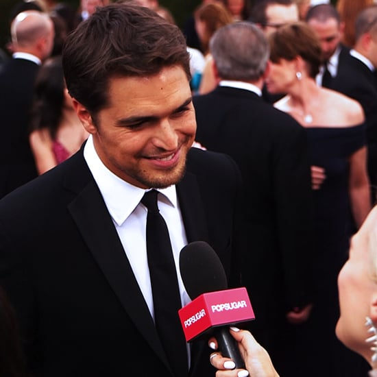 Diogo Morgado Interview at Emmy Awards 2013 | Video