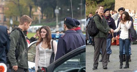 Rachel's New Role in Rome