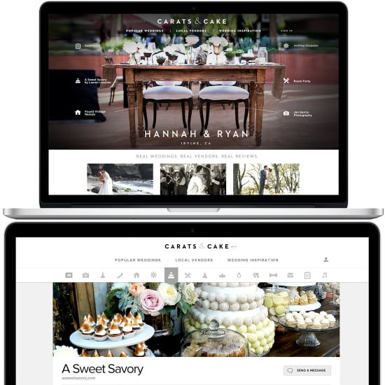 Wedding Vendor Reviews Website