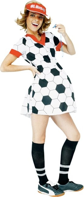 Sassy Soccer Mom (to-Be)