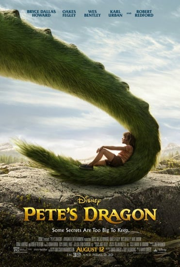 Bryce Dallas Howard, Robert Redford, and Wes Bentley in Pete's Dragon movie review