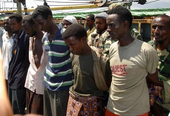 Women Flock to Somali Port Town to Marry Pirates
