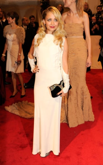 Nicole Richie Channels Old-School Glamour at Met Gala