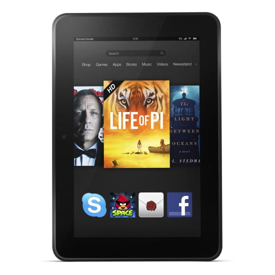 Kindle Fire HD Cost
