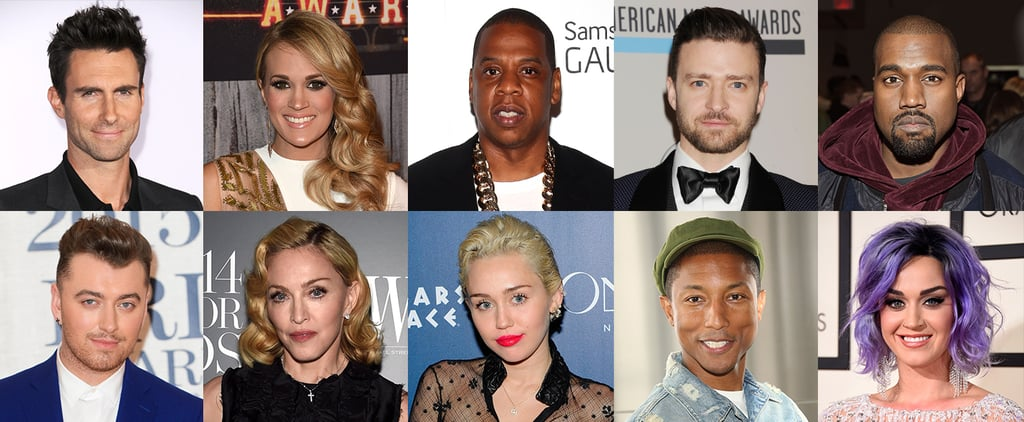 POP 100: Which Hot Musician Is Your Favorite?