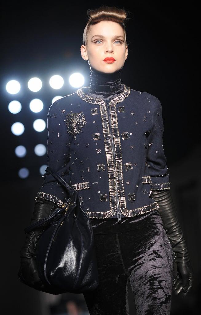 Milan Fashion Week: Moschino Fall 2009