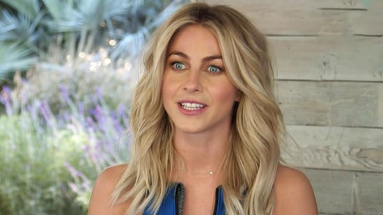Julianne Hough Reveals Fitness and Diet Routine, Talks 'Embracing the Fact That I'm a Woman With Curves'