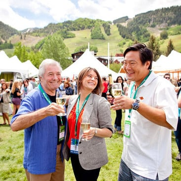 Celebrity Chefs at Aspen Food & Wine Classic