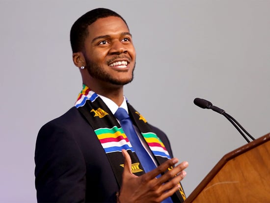 This Harvard Student's Graduation Speech Will Give You Major Chills