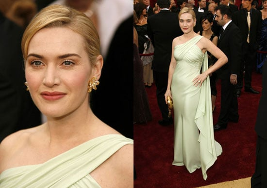 Oscars Red Carpet: Kate Winslet