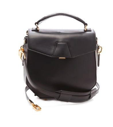 Every year, I'm in search of that bag that will change my wardrobe — make my outfits feel cooler, more polished, a little more luxe. This year, I've loved every iteration of Alexander Wang's cool-girl bags, but this Devere Structured Shoulder Bag ($860) really got me. I love the structured shape, the tote-anywhere size, and the smart top handle or easier cross-body strap — I love everything about it. — Hannah Weil, associate editor
