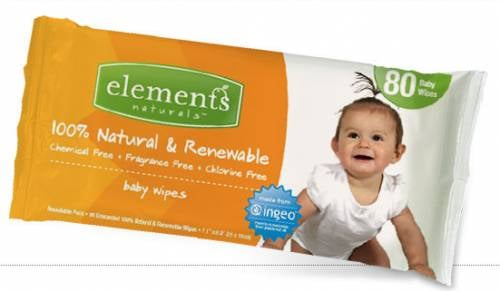 Earth-Friendly Baby Wipes