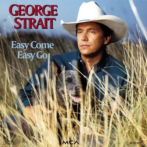 """""""The Man in Love With You"""" by George Strait"""