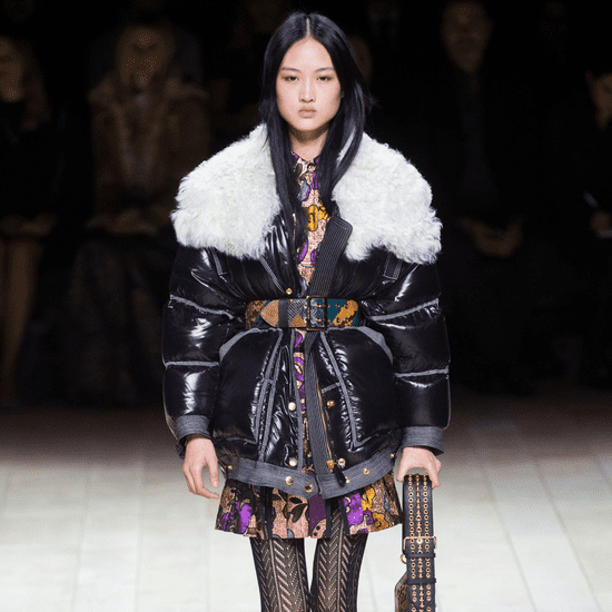 Burberry Autumn/Winter 2016 at London Fashion Week