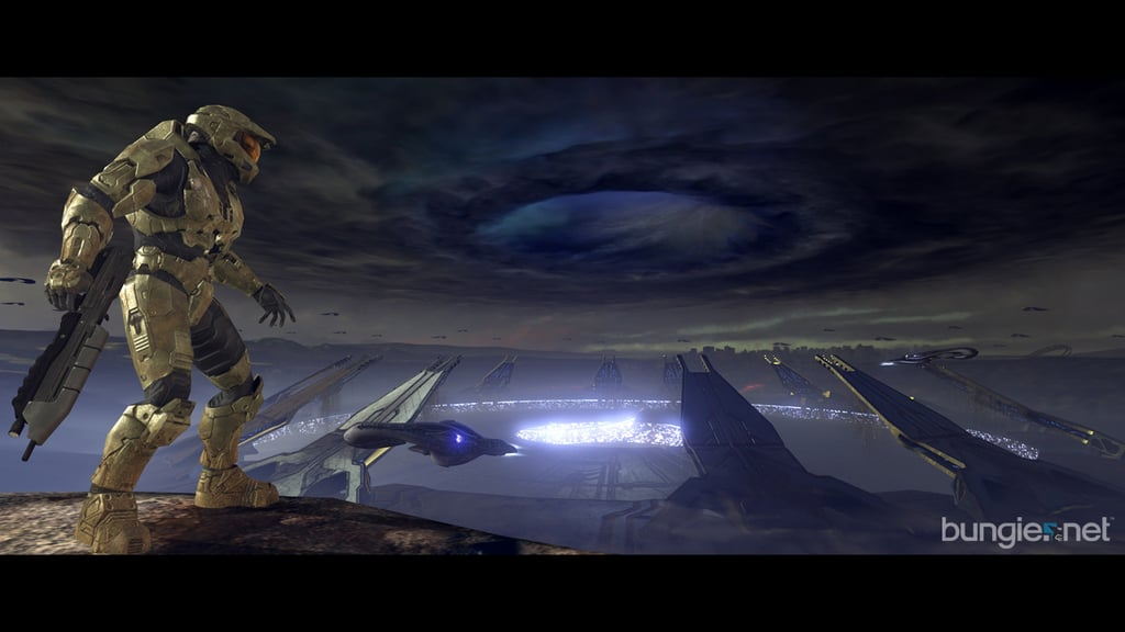 Hollywood Gets A Sneak Peek Of Halo 3