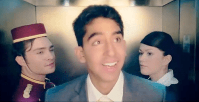 Dev Patel and Ed Westwick Short Film Shot on Nokia N8