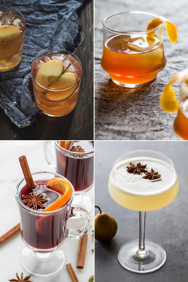 Long, Brisk Nights Call For This Roster of Fun Fall Cocktails